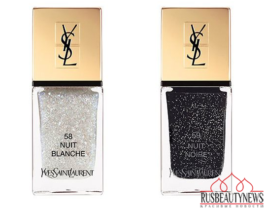 YSL Makeup Collection for Spring 2015 nail