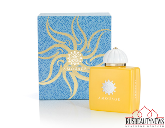 Amouage Sunshine look1