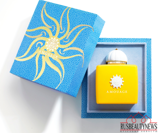 Amouage Sunshine look2