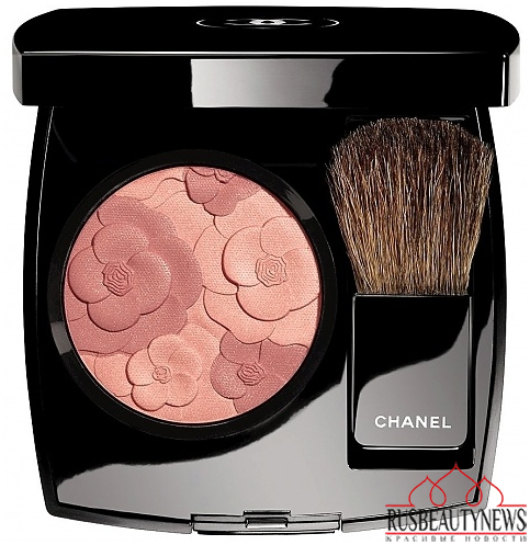 Chanel Rêverie de Parisienne Collection for Spring 2015 blush