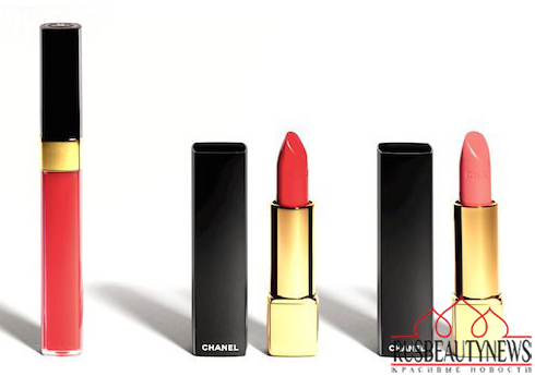 Chanel Rêverie de Parisienne Collection for Spring 2015 lipp2