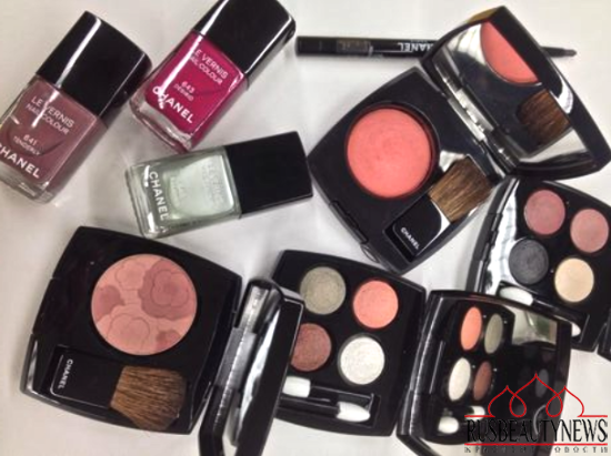 Chanel Rêverie de Parisienne Collection for Spring 2015 sw