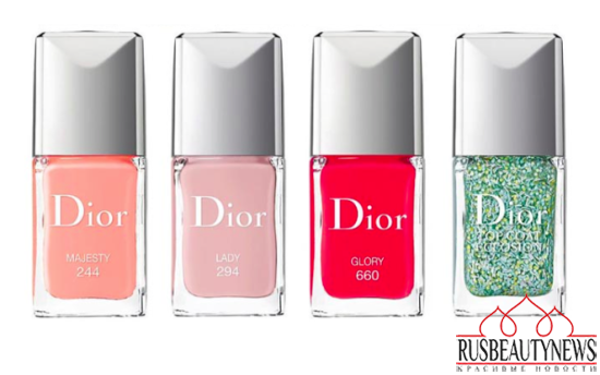 Dior Spring 2015 Kingdom of Colors Collection тфшд
