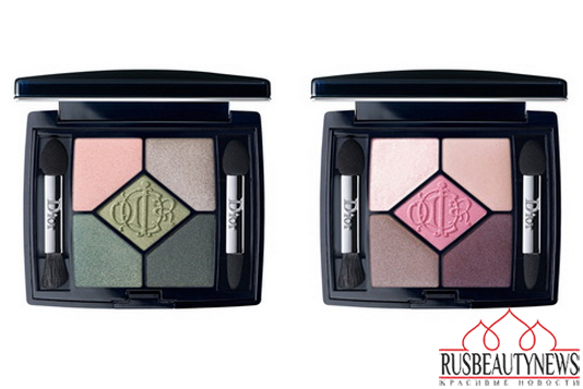 Dior Spring 2015 Kingdom of Colors Collection 5eye