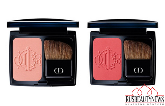 Dior Spring 2015 Kingdom of Colors Collection blush