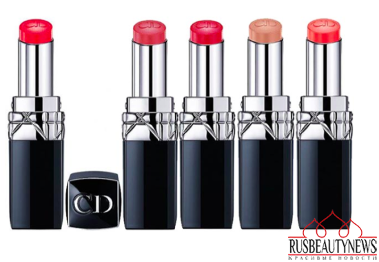 Dior Spring 2015 Kingdom of Colors Collection lipbaume