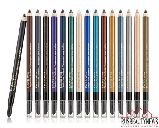 Double Wear Stay-in-Place Eye Pencil for Spring 2015