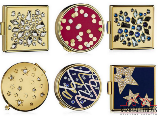 Estee Lauder Compact Collection 2014 lok1