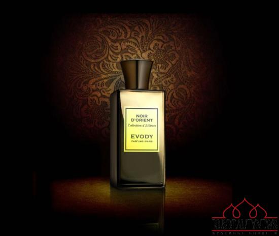 Evody Parfums Collection d'Ailleurs- noir dorient