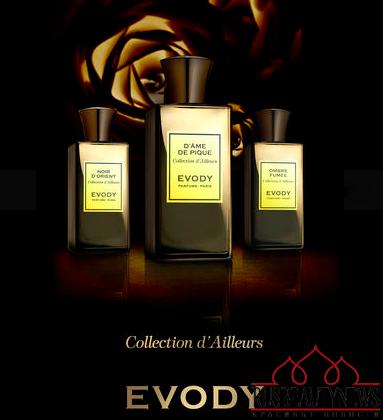 Evody Parfums Collection d'Ailleurs