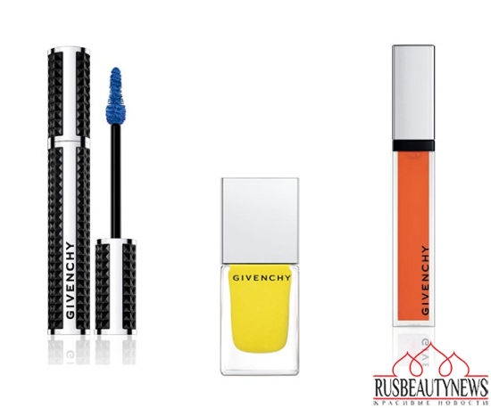 Givenchy COLOreCREATION Spring Summer 2015 Makeup Collection nail