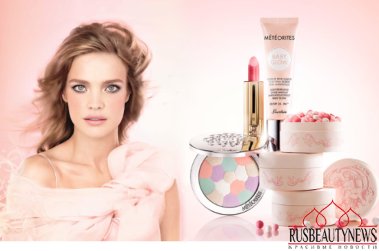 Guerlain Les Tendres Spring 2015 Makeup Collection