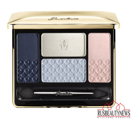 Guerlain Les Tendres Spring 2015 Makeup Collection eyeshadow1
