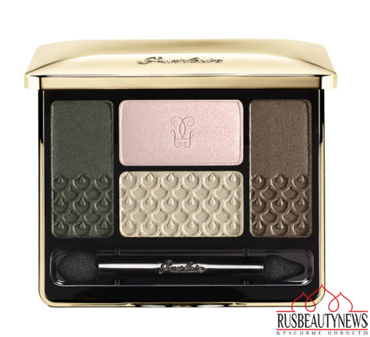 Guerlain Les Tendres Spring 2015 Makeup Collection eyeshadow2