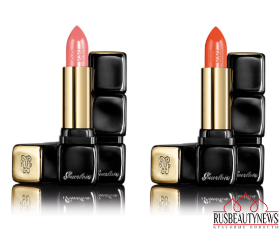 Guerlain Les Tendres Spring 2015 Makeup Collection lipp