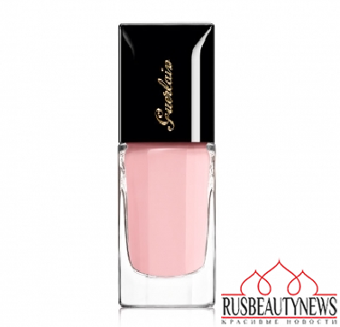 Guerlain Les Tendres Spring 2015 Makeup Collection nail