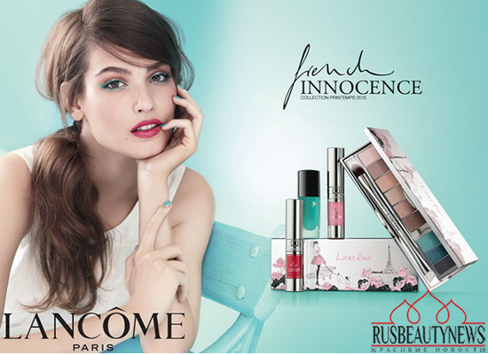 Lancome French Innocence Collection Spring 2015