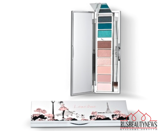Lancome French Innocence Collection Spring 2015 eye palette