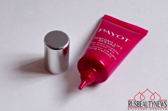 Payot Perform lift regard and Perform Lift patch yeux review 6