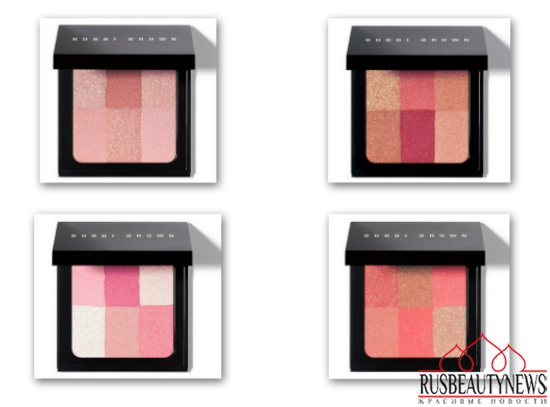Bobbi Brown Brightening Brick Collection Spring 2015 look2