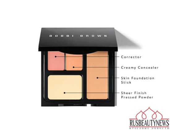 Bobbi Brown Face Touch Up Palette for Spring 2015