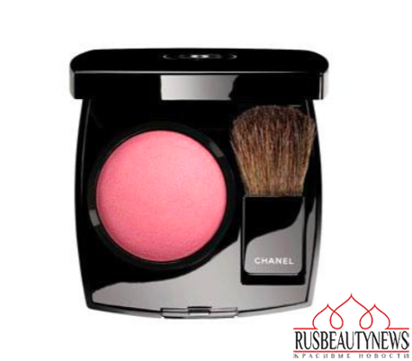 Chanel Pearl Whitening Spring 2015 Collection blush