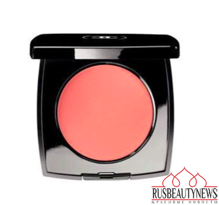 Chanel Pearl Whitening Spring 2015 Collection cream blush