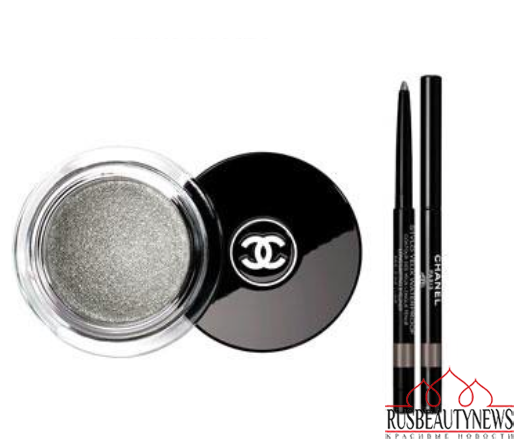 Chanel Pearl Whitening Spring 2015 Collection eye