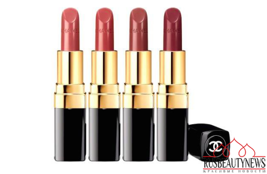 Chanel Reformulated Rouge Coco for Spring 2015 look5