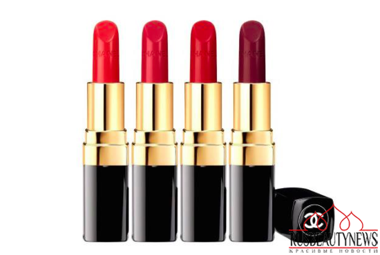 Chanel Reformulated Rouge Coco for Spring 2015 look6