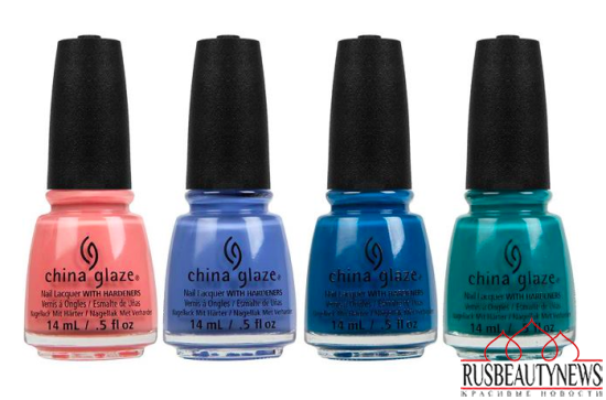 China Glaze Road Trip Spring 2015 Collection color2