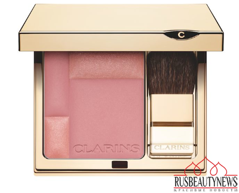 Clarins Garden Escape Makeup Collection for Spring 2015 blush