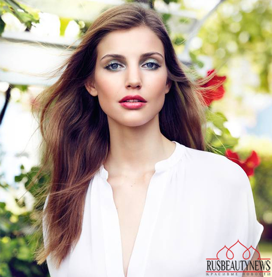Clarins Garden Escape Makeup Collection for Spring 2015