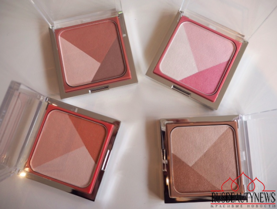 Clinique Hello Cheekbones collection palette