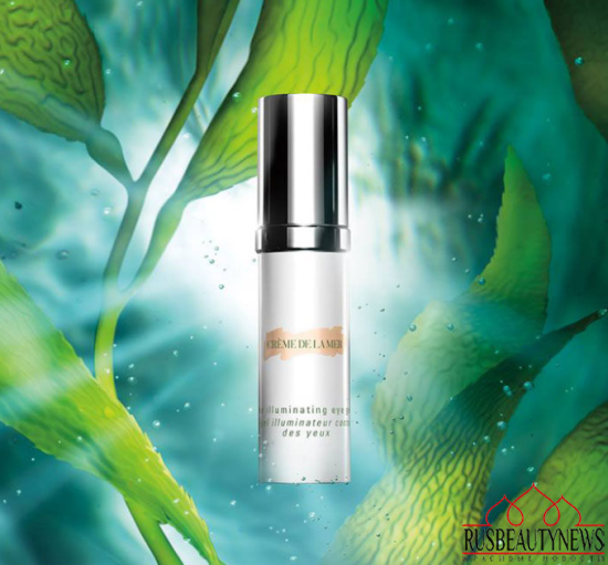 Crème De La Mer The Illuminating Eye Gel look