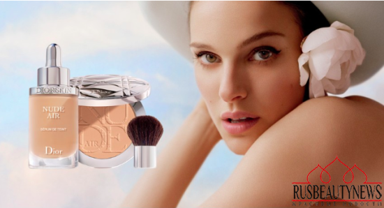 DIOR Diorskin Nude Air look2
