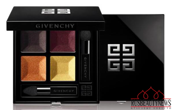 Givenchy Phenomen Eyes and Prisme Quatuor Spring 2015 1