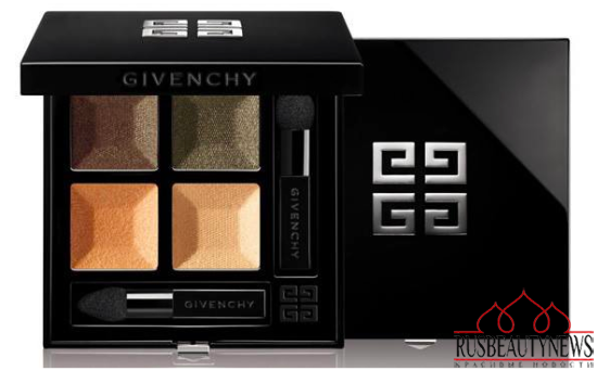 Givenchy Phenomen Eyes and Prisme Quatuor Spring 2015 2