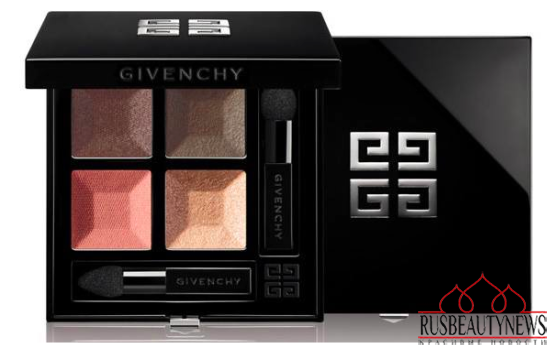 Givenchy Phenomen Eyes and Prisme Quatuor Spring 2015 3