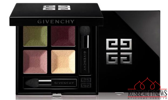 Givenchy Phenomen Eyes and Prisme Quatuor Spring 2015 4