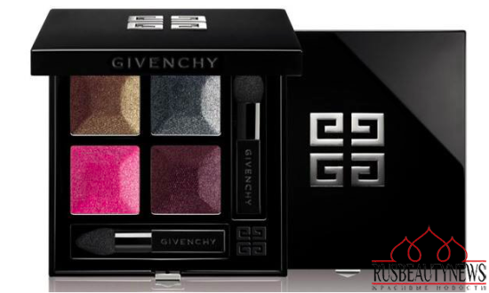 Givenchy Phenomen Eyes and Prisme Quatuor Spring 2015 5