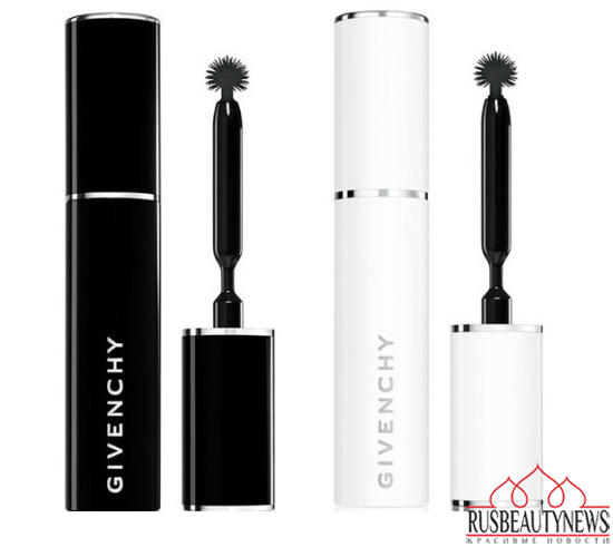 Givenchy Phenomen Eyes and Prisme Quatuor Spring 2015 mascara