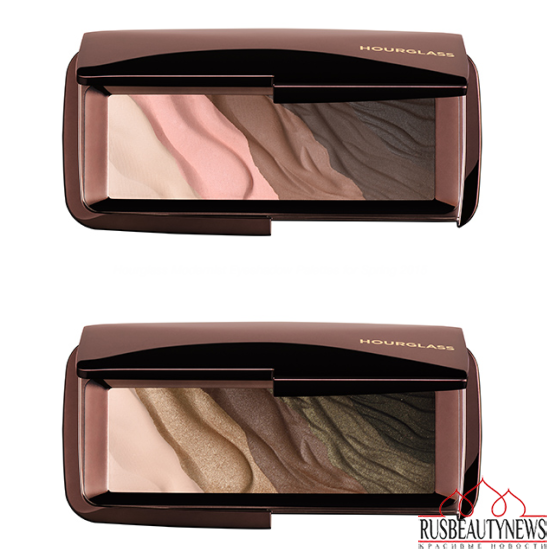 Hourglass Modernist Eyeshadow Palettes for Spring 2015 1