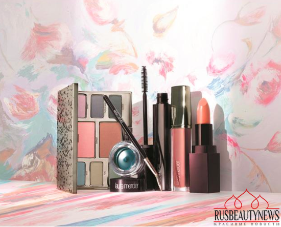 Laura Mercier Watercolour Clouds Spring 2015 Collection