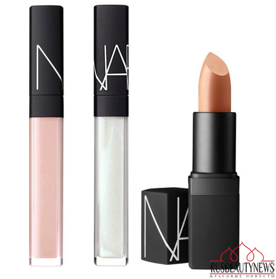 NARS Color Collection for Spring 2015 lipp