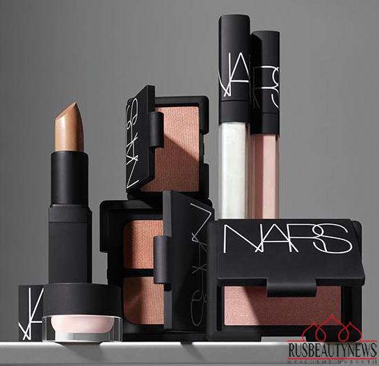 NARS Color Collection for Spring 2015 look