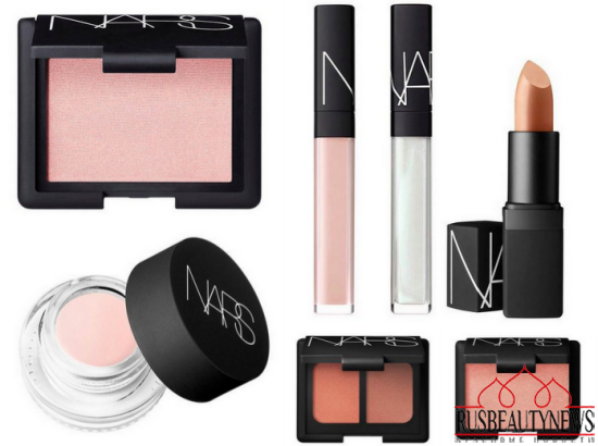 NARS Color Collection for Spring 2015 look2