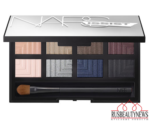 NARS NARSissist Dual-Intensity Eyeshadow Palette look2