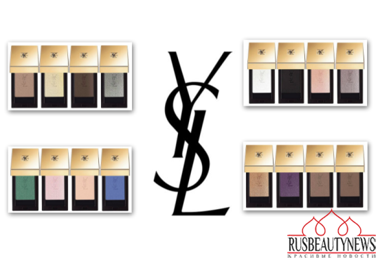 YSL Couture Mono Eyeshadows