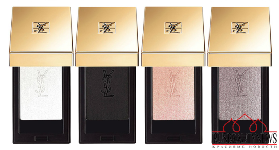 YSL Couture Mono Eyeshadows color2